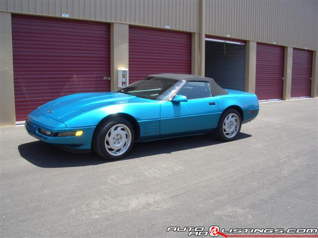 1992 Chevrolet Corvette LT-1
